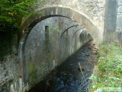 Selva Irati-Pirineo Navarro-Puente del Pilar; pueblos de la sierra norte de madrid zona norte madrid